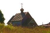 Церквуха в Боброзеро