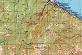 01 Трек маршрута на карте