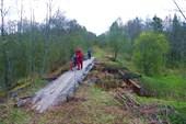 Мост через Малую Итомлю