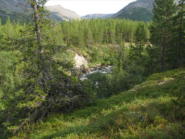Река Кунийок