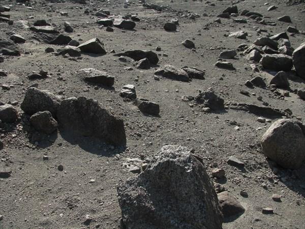 Пейзаж, почти как на Марсе