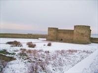 Площадь Остапа Бендера, Аккермановская крепость