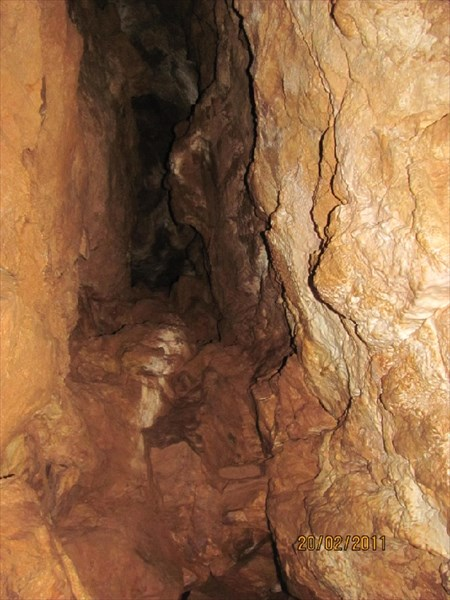 Пещера Лисья