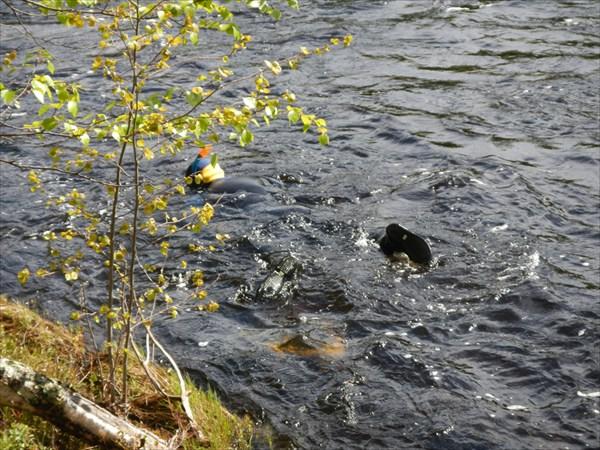 Влад в поисках утонувших вещей