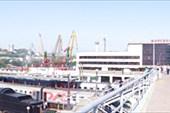 Морской порт и ЖД вокзал