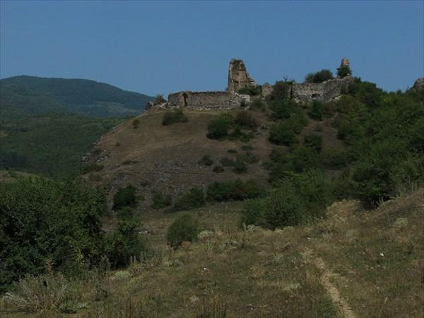 Крепость в Дминиси