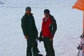 Иранские горнолыжники
