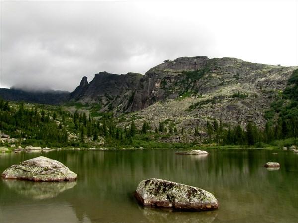 Радужное озеро