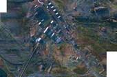 Снимок. 2.  Космический снимок с Google Maps: Скорбеевка