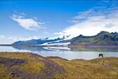 Исландское озеро