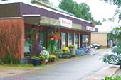 Цветочный магазинчик в Ивало