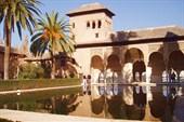 Замок Эль Порталь (Альгамбра)