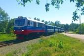 Детская Восточно-Сибирская железная дорога