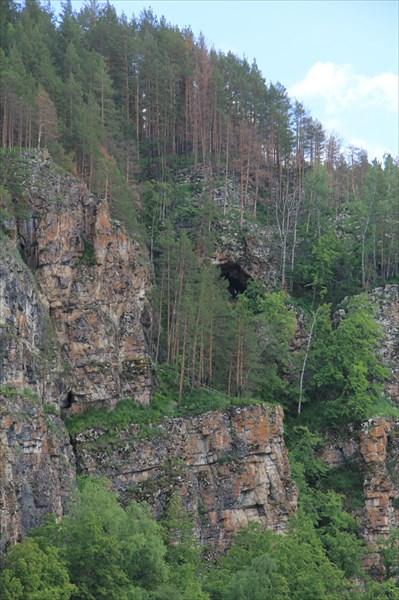 Пещеры Сикияз-Тамак