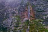 Самый высокий водопад в европейской части России
