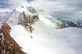 Панорама с пика Рериха.