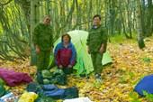 Наша дружная команда на Русской поляне