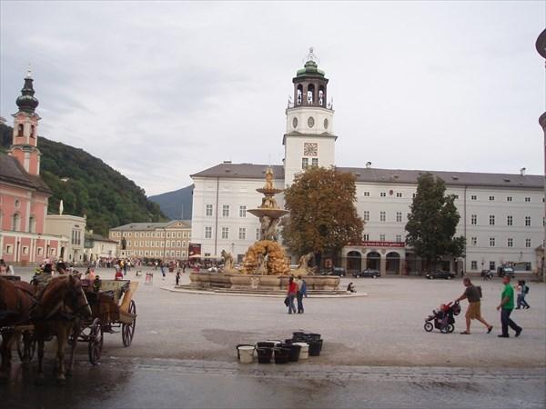 074-Резиденцплац-лошади