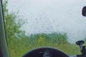 приехал и влил дождь