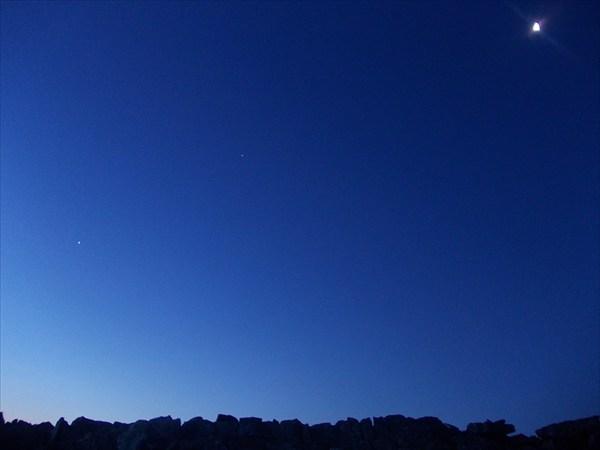 Ночное небо над Б.Иремелем