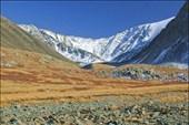 Долина реки Сайлюгем. Хребет Чихачева