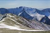 Вид с вершины Сайлюгем 3405 м