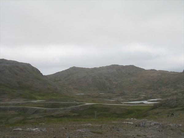 Виды с дороги Е69