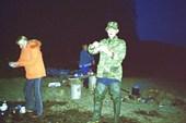 Ночной улов