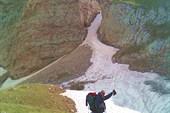 Леденая река
