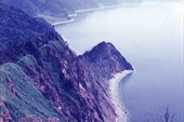 Охотское побережье острова Кунашир