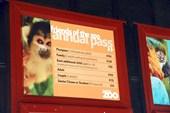 Цены на билеты в Оклендском зоопарке