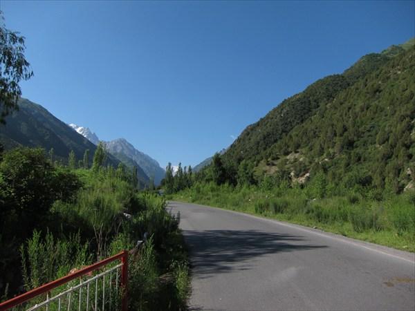 Дорога с/на Ала-Арчу