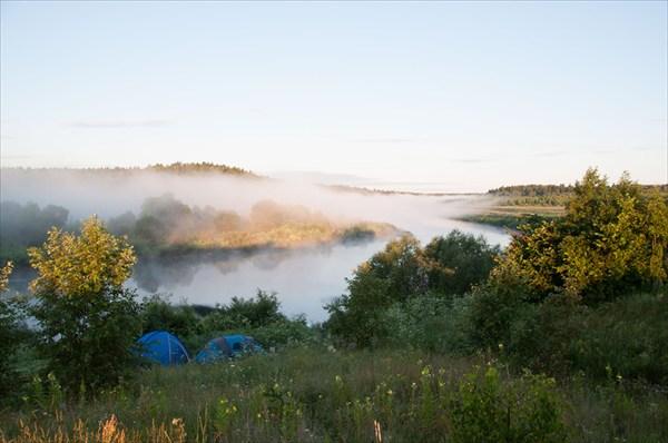 Утренние туманы