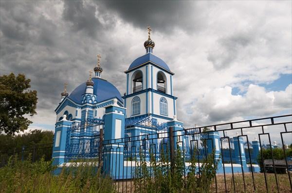 Товарково Храм