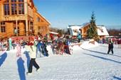 горнолыжный курорт `Гора Соболиная`
