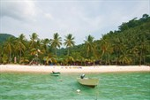 пляж Тиомана