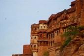 Древний форт г.Джодхпур