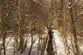 Лестница на Двуглавую 201 ступенька)))