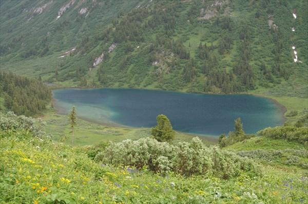 Сурунцинское озеро