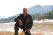 Ледоход на реке Лебедь