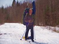 Лыжно-водный поход в Карелию