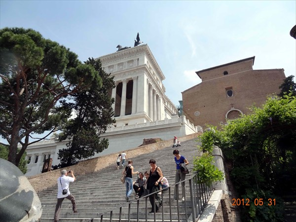 Базилика Санта-Мария-ин-Арачели