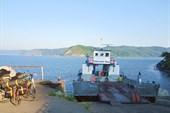 Паром в порт Байкал