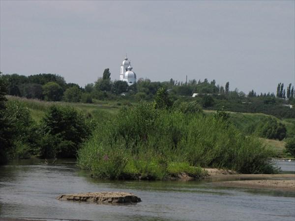 Перед Ивановкой