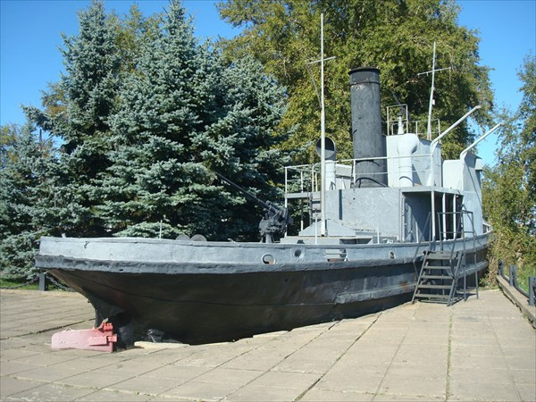 Тральщик ТЩ-100