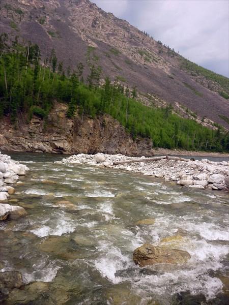 Бурные притоки