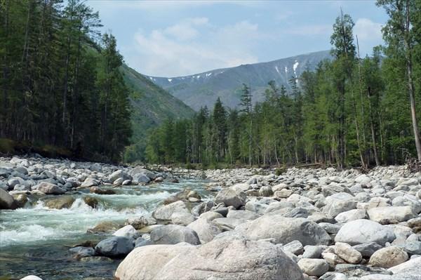 Чудесная река Хачо