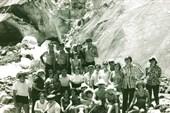 Цейский ледник. 1976 год