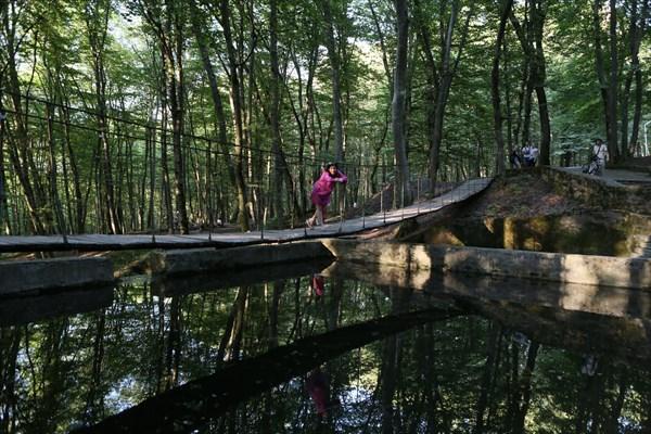 Природный парк. Ставрополь.