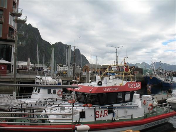 Порт в Свольвар